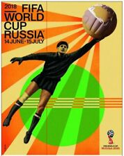 2018 Russia World Cup Official Poster REPRO