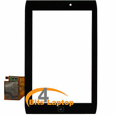 "7 ""ACER ICONIA TAB A100 compatibile Touch Screen Digitizer Glass-Nero"