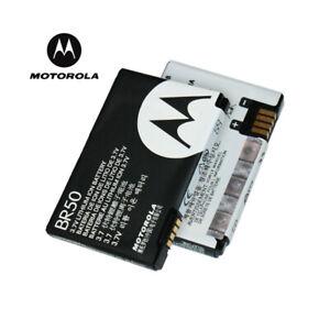 ORIGINAL Motorola Akku BR50 für RAZR V3, RAZR V3im, RAZR V3i D&G, PEBL U6 Neu