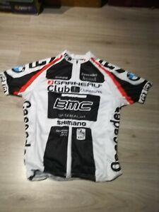 MENS/LADIES  BMC SIZE M TRENDY ITALIAN CYCLING/RACING JERSEY/SHIRT/TOP 99P