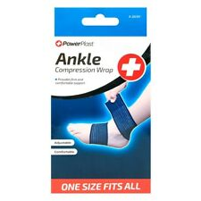 Ankle Support Gallant Elasticated Compression Bandage Wrap Support NHS