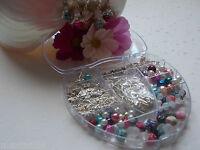 30-40 Perlen-Engel DIY Sets Schutzengel Anhänger Box Gastgeschenk
