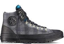 Converse Sneakers Street Hiker Woolrich Boot Gray  Mens 7 Women's  8.5
