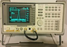 Agilent / HP 8591C Cable TV Analyzer (1 MHz - 1.8 GHz ) Opt. 107
