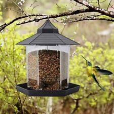 New listing Wild Bird Feeder Squirrel Proof Seed Food Yard Garden Outdoor Hanging Decors