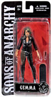 Gemma Teller Morrow Bloody Exclusive Katey Segal Sons of Anarchy Figur Mezco