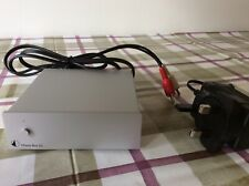 New listing Pro-Ject Phono Box S2 -Silver great condition hardly used .