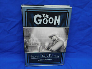 Goon Fancy Pants Vol 1 Eric Powell Hardcover Signed Dark Horse 1st Print OOP