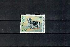 Monako Michelnummer 1012 postfrisch  (Hunde aus aller Welt: 402)