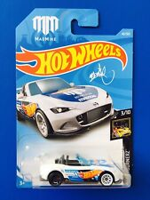 "NEW 2018 Hot Wheels JDM 2015 MAZDA MX-15 MIATA ""MAD MIKE"" CUSTOM Sports - mint!"