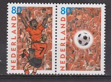 NVPH Nederland Netherlands 1888- 1889 MNH pair EK voetbal 2000 Pays Bas soccer