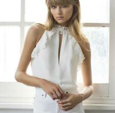 Bardot Polyester Solid Regular Size Tops & Blouses for Women