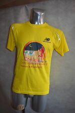 TEE SHIRT TOP MAILLOT  RUNNING NEW BALANCE CORRIDA DE TOULOUSE TAILLE M