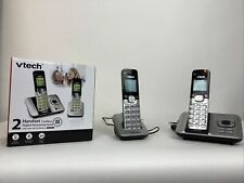 Open Box Vtech Cs65292 Cordless Telephones Very Good Condition.