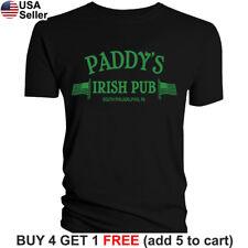 Paddy's Irish Pub T-Shirt It's Always Sunny in Philadelphia Bar St Patrick's Day