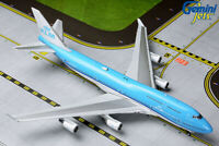 Gemini Jets 1:400 Scale KLM Boeing 747-400M PH-BFW GJKLM1592 IN STOCK