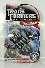 Brand New Transformers Mechtech Deluxe Class Autobot Armor Topspin Action Figure