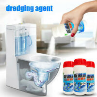 Quick Foam Home Drain & Pipe Cleaner Toilet Cleaning Power Detergent ou