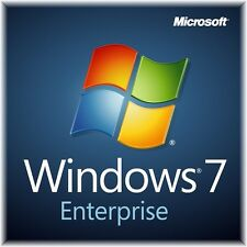 Windows 7 Enterprise 64-Bit Install | Boot | Recovery | Restore USB Drive Disk