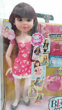 BFC INK BEST FRIEND CLUB 18 IN TALL LARGE DOLL GIANNA, 100+ POSES! MGA HTF