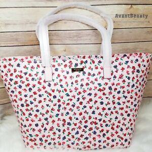 NWT Kate Spade New York Shore Street Mini Roses Margareta Bag Pink NEW Bag