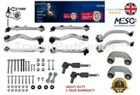 Set bracci di controllo e Tiranti Sospensioni Anteriori Kit AUDI A4 A6 1997-2005