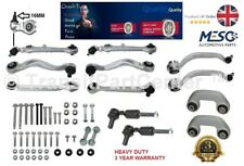 SET OF FRONT SUSPENSION TRACK CONTROL ARMS KIT AUDI A4 A6 1997-2005 16MM