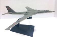 1:355 Myasischev 3M Russian airplane diecast model & magazine DeAgostini 61