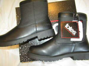 Totes Ankle Boots for Men for Sale