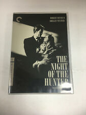The Night of the Hunter (Dvd, 2010, 2-Disc Set, Criterion Collection)Black&Whit e
