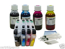 400ml Refill Ink+Refillable cartridge For Brother LC103 LC109 MFC-J6920DW