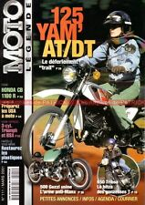 MOTO LEGENDE 111 YAMAHA 125 AT1 AT2 DTMX DTE DTF GUZZI 500 GP Réplica TRIBSA 650