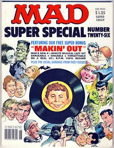 Mad Magazine -- Super Special #26 - 1978