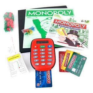 MONOPOLY Electronic Banking 2013 Edition Hasbro Gaming (No Box)