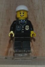 Lego Minifigure Mini Figure Minifig City 2011 Police Officer 7498 Authentic