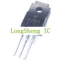 2SA1451-Y Original New Toshiba Power Transistor 12A 50V PNP Si A1451 3 Pin