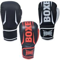 Badboxe Boxing Gloves 100% Real Cowhide Leather
