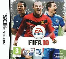 Fifa 10 DS nintendo jeux jeu foot football games voetbal spellen spelletjes 3948