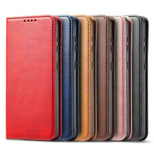 For Huawei P40 Pro P40 Lite E P Smart Z Case Leather Magnetic Wallet Flip Cover