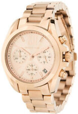 Michael Kors MK5799 Ladies Mini Rose Gold Stainless Steel Chronograph Watch