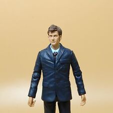 Doctor Who  THE TENTH 10th Doctor Who - David Tennant action figure lost glasses