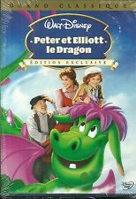 DVD - WALT DISNEY : PETER ET ELLIOTT LE DRAGON / NEUF EMBALLE