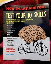 Test Your IQ Skills: How Smart Are You? (Third Series) Sullivan, Paperback
