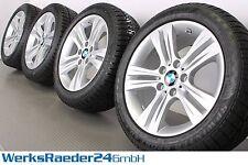 Original BMW 3er F30 F31 4er F32 Winterräder 17 Zoll Alufelgen 392 RDCi RFT FF3