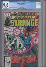 Doctor Strange #59 CGC 9.8 1983 Marvel Terry Austin Cover-Art Roger Stern Story
