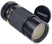 TAMRON 80-210mm 3.8-4 + Macro 1:4 (03A) Adaptall II
