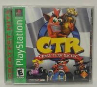 CTR: Crash Team Racing Playstation 1 2 PS1 PS2 Game Complete Tested Working