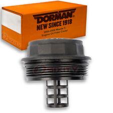 Dorman Oil Filter Cover for Mazda 5 2006-2009 2.3L L4 - Engine ny