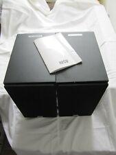 Heco Aurora 300 Kompaktlautsprecher 2 Wege Bassreflex Regallautsprecher Ebony Bl