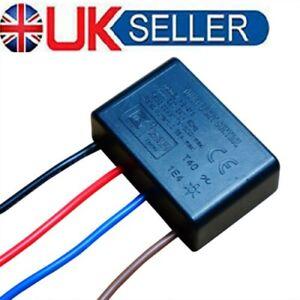 220V Touch Light Lamp Dimmer Switch Control Module Sensor Incandescent LED #onl